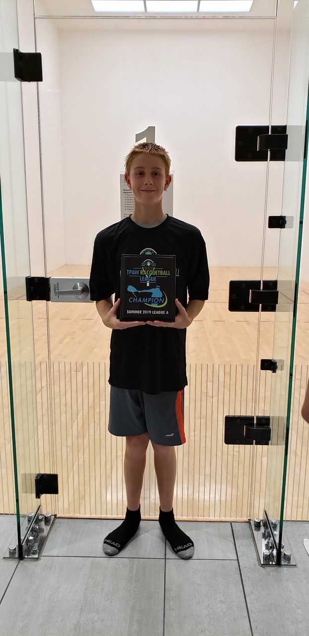 2019 Summer Racquetball League A Champion Benjamin Horner.jpg